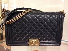 Chanel Boy Flap Bag Reference Guide | Spotted Fashion & Chanel Medium Boy Bag with Gold Hardware - Prefall 2014 Adamdwight.com