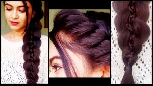 Indian Hair Style braided 5 strand braid hairstyles for mediumlong hair prom 6618 by wearticles.com