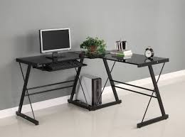 office table design trends writing table. Black Glass Office Desk Table Design Trends Writing N