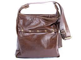 custom leather bag greta