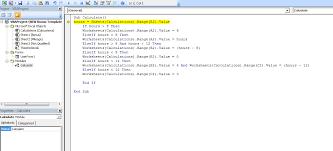 vba - Type mismatch error in Excel macro - Stack Overflow