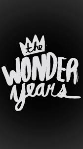 the wonder years band logo. Exellent Logo 6  The Wonder Years  Inside The Wonder Years Band Logo