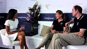 Monaco Yacht Show 2013: interview with Susanne Wiegand of Nobiskrug -  YouTube