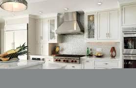 kitchen cool ideas with white cabinets modern backsplash 2018