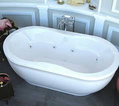 access embrace 71 freestanding whirlpool bathtub awesome vivara 71 25 x 35 87 freestanding bathtub jetted