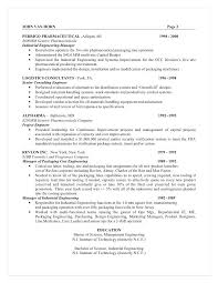 Logistics Engineer Resume Templates – Delijuice