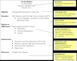 What To Include In A Resume Musiccityspiritsandcocktail Com