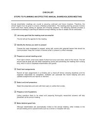 Meeting Planning Checklists Checklist Steps To Planning An Annual Meeting Template Word Pdf