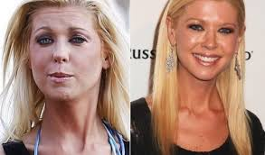 tara reid without makeup