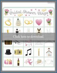 Wedding Bingo Words Free Printable Bridal Shower Games Lovetoknow