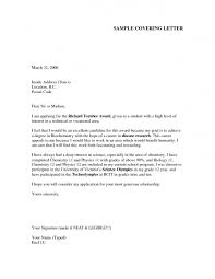 Cover Letter Application And Resume Sample Curriculum Within 25 ...