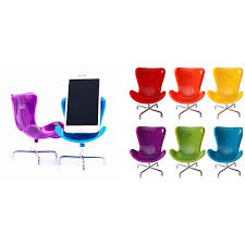 sentinel 4 x mobile phone holder novelty chair desk stand iphone samsung assorted colours