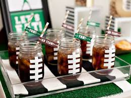 Cheap Super Bowl Decorations Throw a festive Super Bowl party with these DIY decor ideas ABC News 40