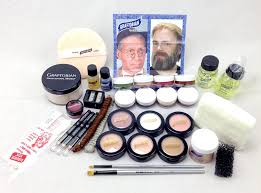 student theatrical makeup kit deluxe light fair amazon co uk beauty