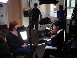 wildland firefighter s wives lights camera action this is the after interview off camera ann curry my husband i