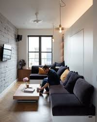wall furniture design. At His 350-Square-Foot Apartment, Small Space Champion Graham Hill Practices What Wall Furniture Design