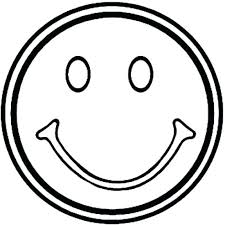 smiley faces coloring pages happy face coloring pages happy face coloring page adjectives emoticon happy face