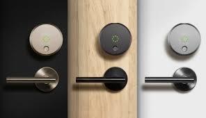 Alexa Please Unlock My Door August Home Meets Amazon TecHome Builder