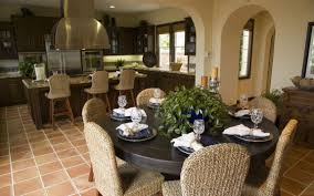 Kitchen Dining And Living Room Design Kitchen With Dining Room Designs The Combined Kitchen And Dining
