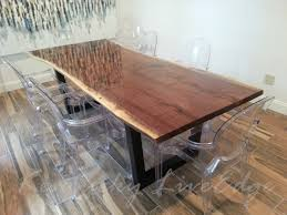 full size of ingenious ideas raw edge dining table wood coffee excellent design log slab tree