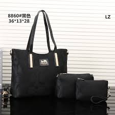 ... canada coach city tote hobo shoulder in clutch cross body black fabric  satchel df5e2 b7420 ...