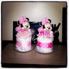 Minnie Mouse Baby Shower Decorations Similiar Baby Minnie Mouse Baby Shower Centerpieces Keywords