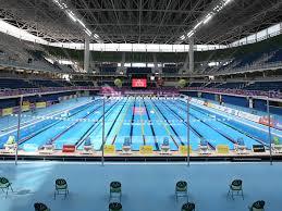 Rio De Janeiro Xxxi Olympic Games Myrtha Pools
