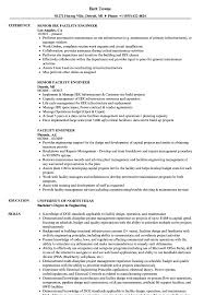 Facility Engineer Sample Resume Facility Engineer Resume Samples Velvet Jobs 1