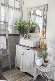 french farmhouse style white bathroom sink units. fabulous small country bathroom - love this as a powder room or maybe with french farmhouse style white sink units m