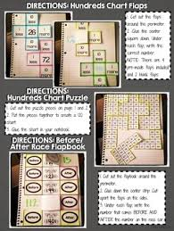 Interactive Notebook Activities Counting To 120 1 Nbt 1