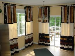 Kitchen Window Dressing Large Kitchen Window Treatments Window Treatments For Kitchen
