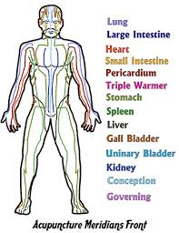 Chi Meridians Chart Tai Chi Qi Gong And The Meridians Harmonizing The Body