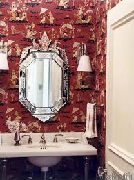 Best Red Bathrooms Images On Pinterest Red Bathrooms Red And