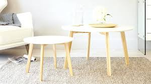 whitewashed round coffee table awesome white and oak coffee table round coffee table within white and wood coffee table ordinary