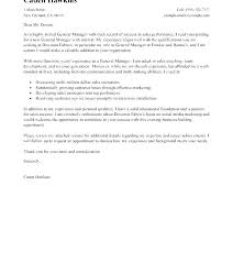 Marketing Manager Cover Letter Brilliant Ideas Of Manager Cover ...