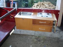 Camper Trailer Kitchen Designs Another Camper Trailer Is Born Page 2
