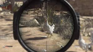 Bring Shoot House 24/7 Back or the Chicken gets it. : modernwarfare