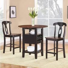 Kitchen Table 2 Chairs Small Kitchen Table For 2 Antique Modern Double Round Butterfly