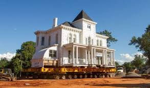 Cost Factors For Moving A House Wolfe House Building Movers