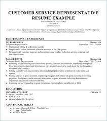 Lovely Customer Care Representative Resume Atclgrain