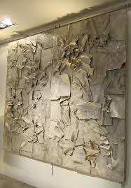sculpture wall art view this item and discover similar contemporary art for sale at a ceramic sculpture wall art  on rock wall art uk with sculpture wall art wall sculpture art platinum surrender metal