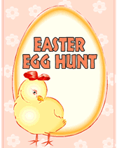 Easter Egg Hunt Free Printable Party Invitations Templates