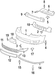 2008 chevrolet bu parts gm parts department buy genuine gm 5 shown see all 50 part diagrams