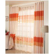 Small Picture Indian Like Burnt Orange Curtains for Home Decor good curtains