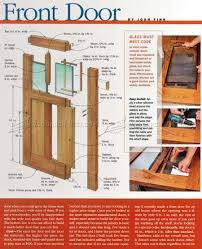 how to make a front doorHow To Build A Front Door  Home Interior Design