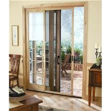 patio doors french with blinds inside pella screen door handle installation instructions sliding