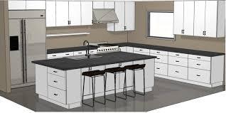 Family Kitchen Design Simple Ideas
