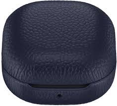 <b>Чехол Samsung Leather</b> Cover для Buds Live Dark Blue (EF ...