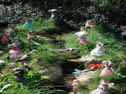 Small Picture Image of Miniature Fairy Garden Ideas Landscaping fairy gardens