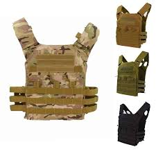<b>JPC</b> Tactical Vest Airsoft Combat Hunting Vest Molle Chest Rig ...